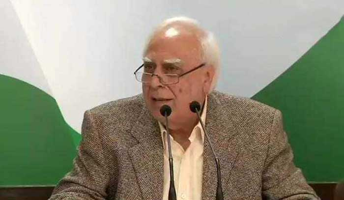 कांग्रेस के वरिष्ठ नेता कपिल सिब्बल