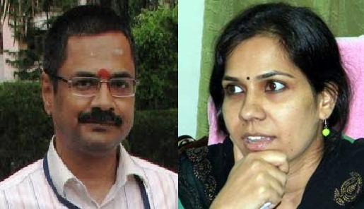 चर्चा के केन्द्र में आईएएस हिमांशु कुमार और मिनिस्ती एस.