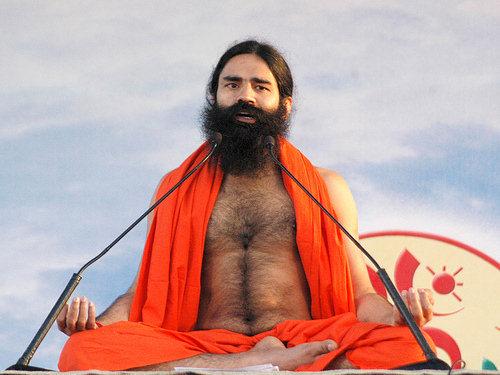 योग गुरु स्मामी रामदेव
