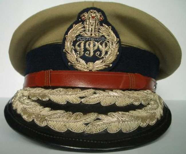 आईपीएस अफसर की कैप (प्रतीकात्मक चित्र)