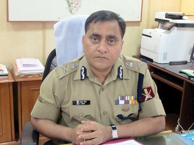 यूपी के पुलिस महानिदेशक ओपी सिंह