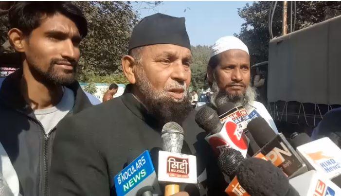 शहर के काजी जैनुल राशिद्दीन
