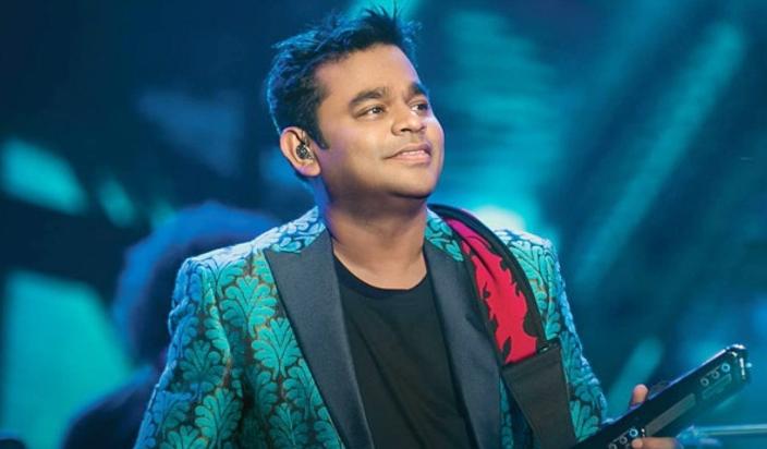 गीतकार ए. आर. रहमान