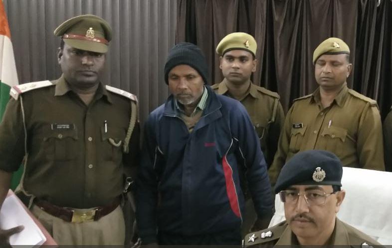 बीस हजार का ईनामी खूनी  रविंद्र सिंह पुलिस की गिरफ्त में