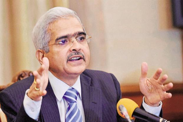 RBI गवर्नर शक्तिकांत दास