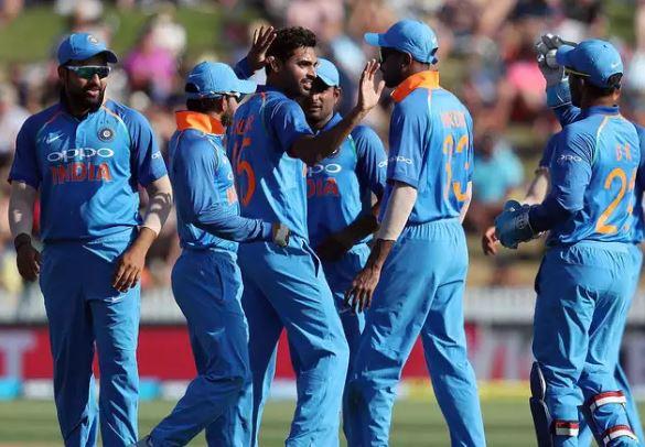 टीम इंडिया के खिलाड़ी