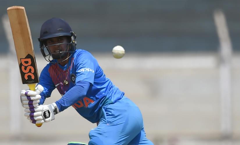 भारतीय महिला क्रिकेट टीम की कप्तान मिथाली राज