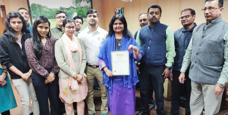 दिल्ली चिड़ियाघर का नाम  लिम्का बुक ऑफ रिकॉर्ड में दर्ज