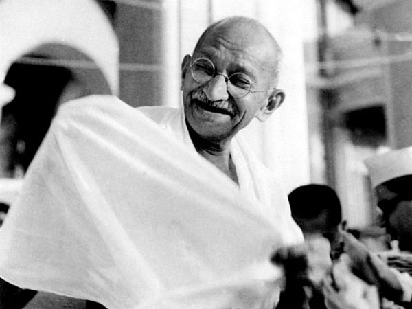 महात्मा गांधी (फाइल फोटो)