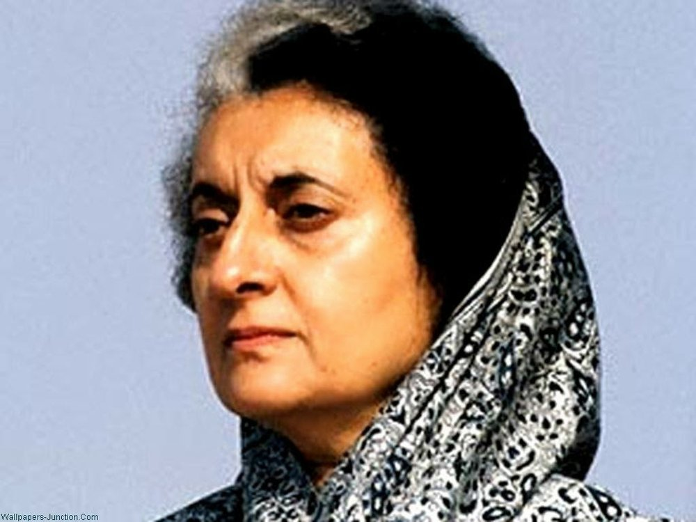 इंदिरा गांधी (फाइल फोटो)