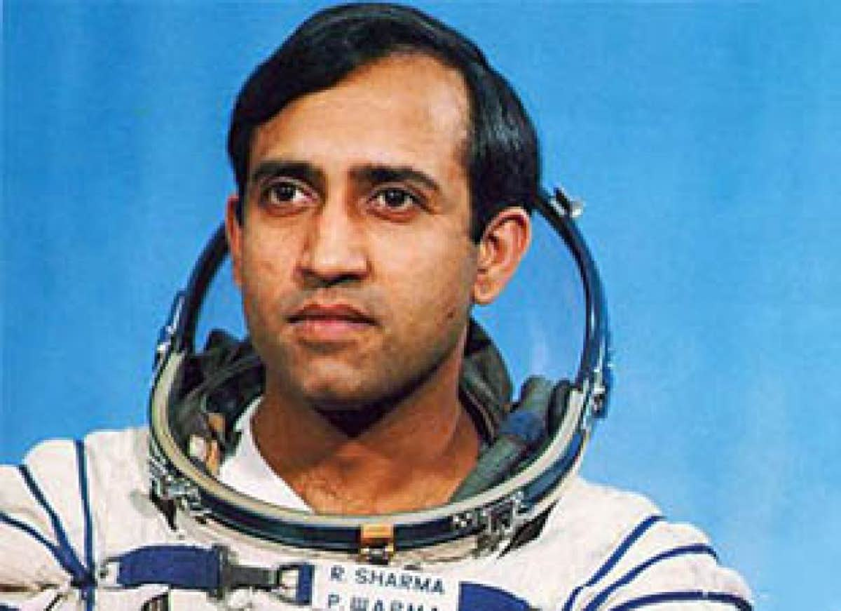 राकेश शर्मा (फाइल फोटो)