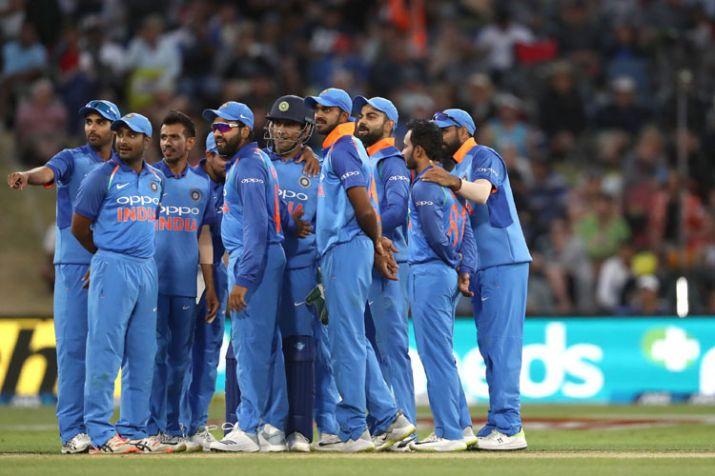 भारतीय क्रिकेट टीम (फाइल फोटो)