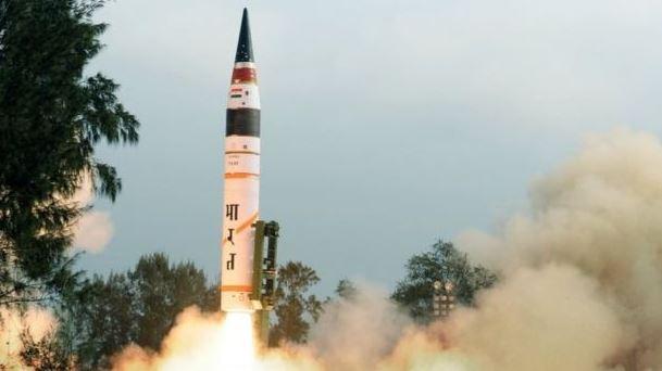 अग्नि 2 मिसाइल