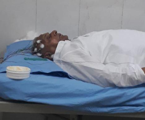 संजय गांधी पीजीआई में भर्ती मुलायम सिंह यादव