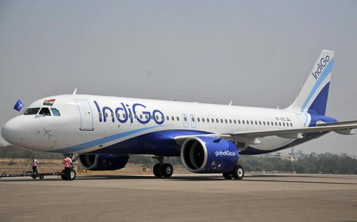इंडिगो का बोइंग विमान (फाइल फोटो)