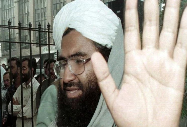 पाकिस्तान पोषित आतंकवादी मौलाना मसूद अजहर