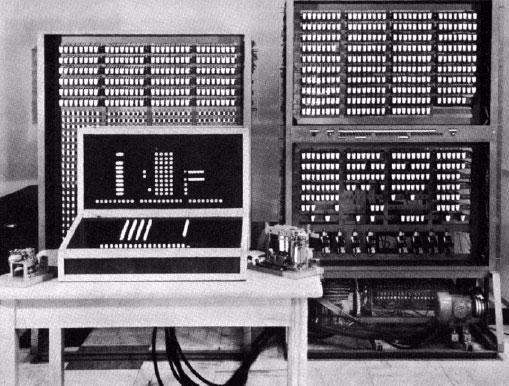 दुनिया का पहला वार्किंग प्रोग्रामेबल पूरी तरह से ऑटोमैटिक कम्प्यूटर जेड 3