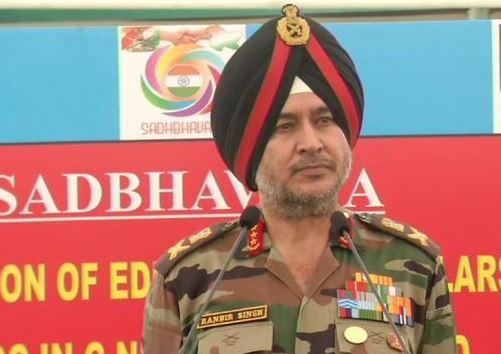 लेफ्टिनेंट जनरल रणबीर सिंह