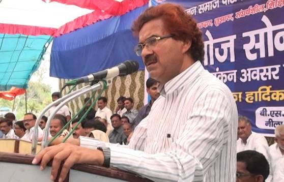 रामवीर उपाध्याय (फाइल फोटो)