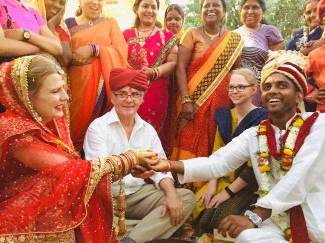 विवाह की तस्वीर