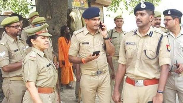 मौके पर मौजूद पुलिस (फाइल फोटो)