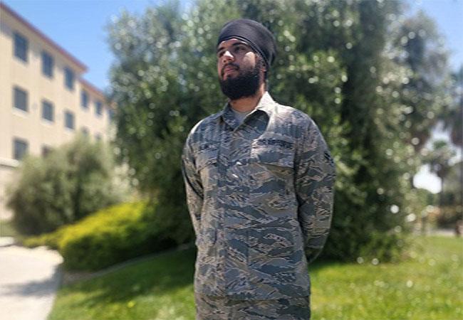 अमेरिकी वायुसेना का सैनिक (फाइल फोटो)