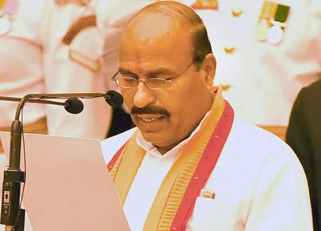 डॉ. वीरेंद्र कुमार खटीक (फाइल फोटो)