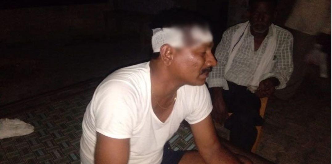 शंकरगंज पुलिस चौकी इंचार्ज मिथिलेश सिंह