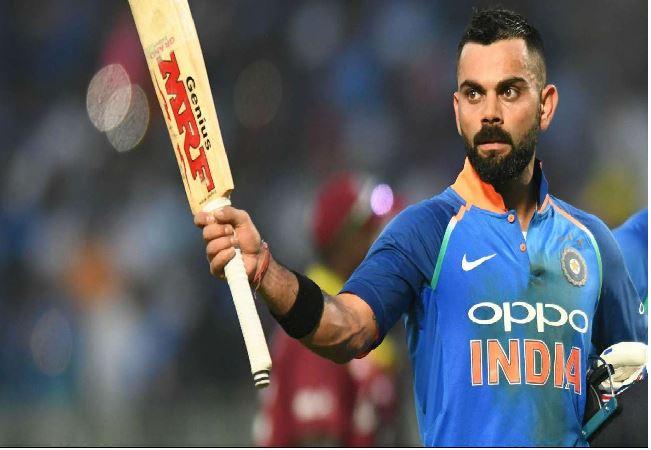 भारतीय बल्लेबाज विराट कोहली(फाइल फोटो)