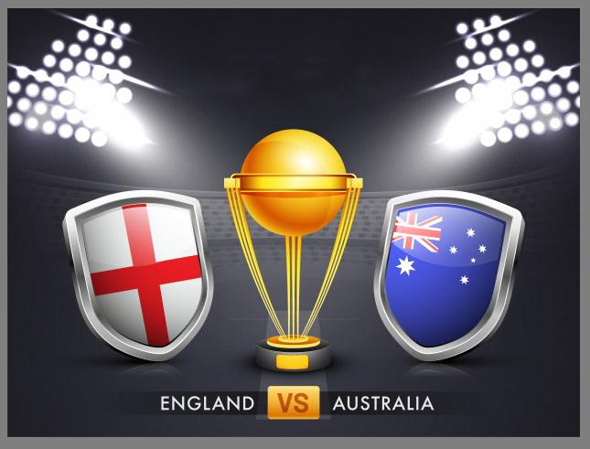 इंग्लैंड Vs आस्ट्रेलिया