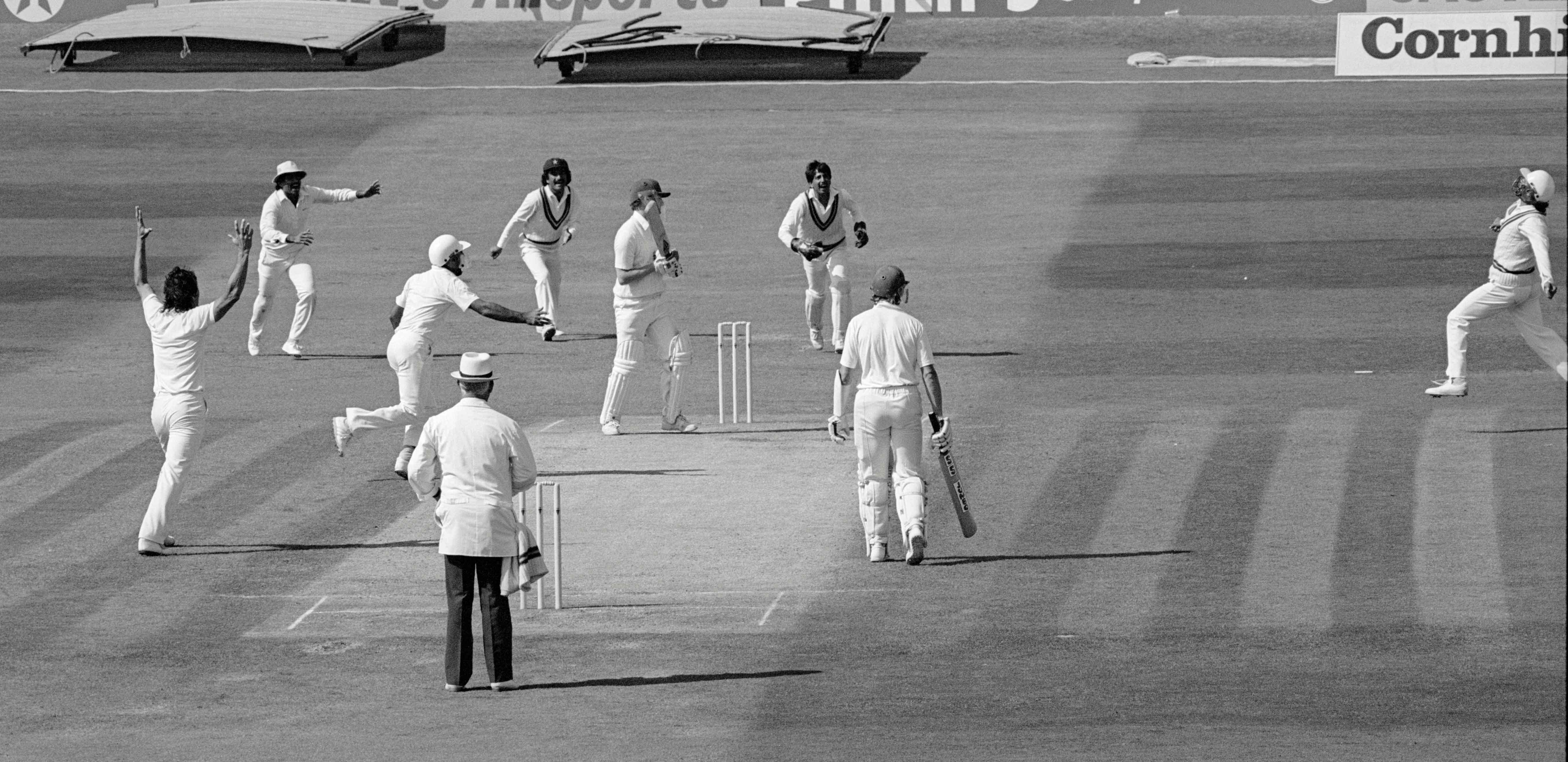 1974 में भारतीय क्रिकेट टीम