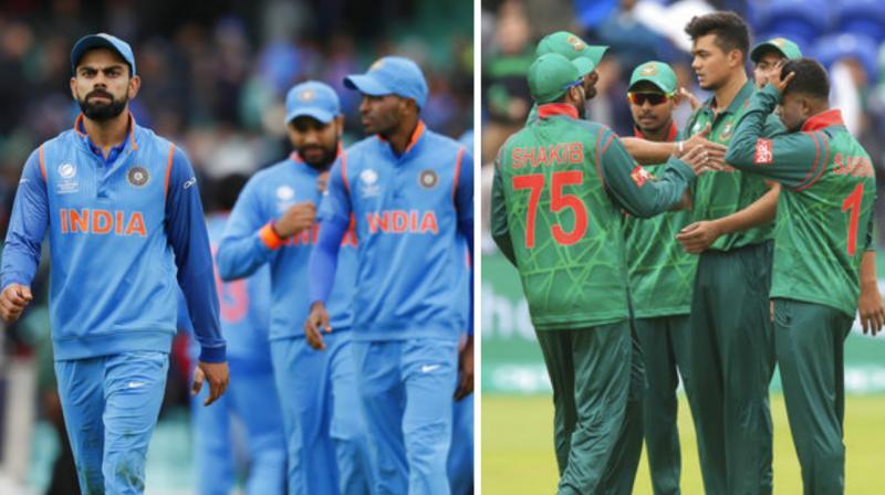 मगंलवार को होगा भारत और बांग्लादेश का मैच