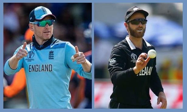 न्यूजीलैंड Vs इंग्लैंड