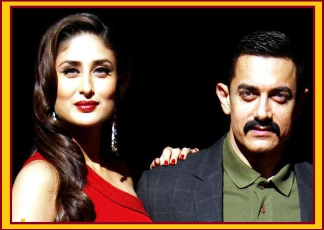 आमिर खान और करीना कपूर