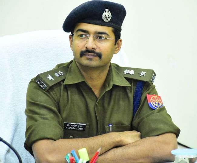 आईपीएस डा. सतीश कुमार