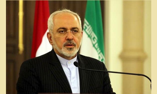 ईरान के विदेश मंत्री मोहम्मद जावेद जरीफ