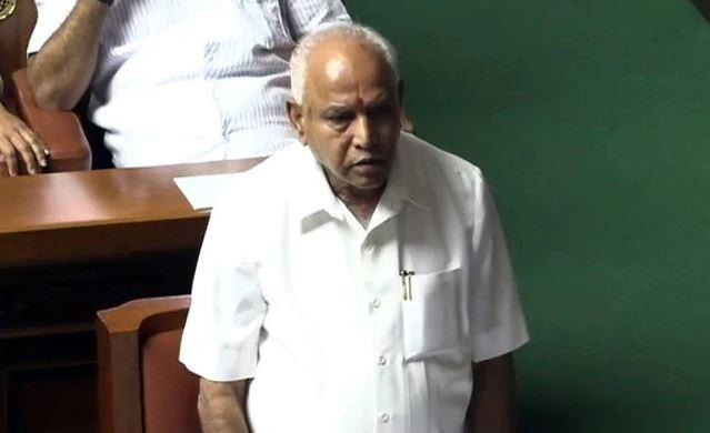 येदियुरप्पा ने विधानसभा में जीता बहुमत।