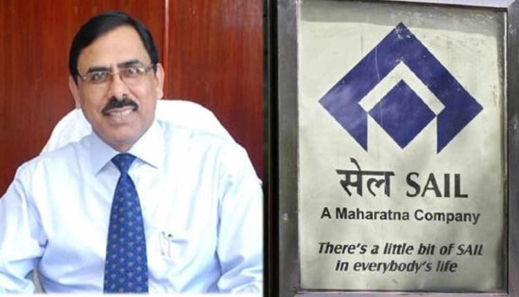 SAIL के चेयरमैन अनिल कुमार चौधरी