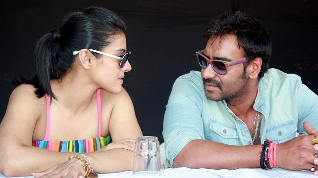 अजय देवगन और काजोल