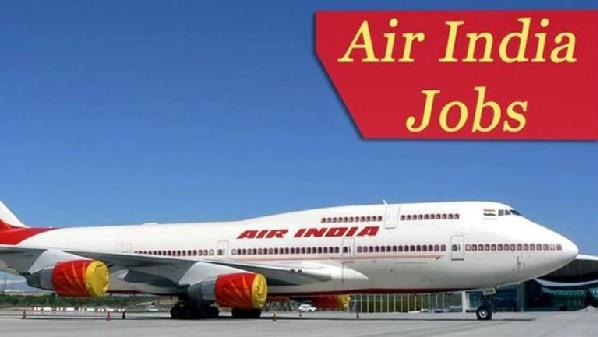 एयर इंडिया ने निकाली बंपर वैकेंसी