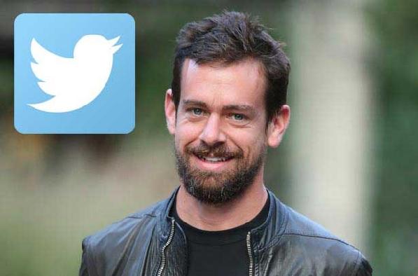 Twitter के सीईओ जैक डोर्सी