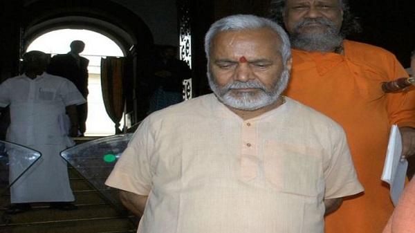 पूर्व BJP सांसद चिन्मयानंद