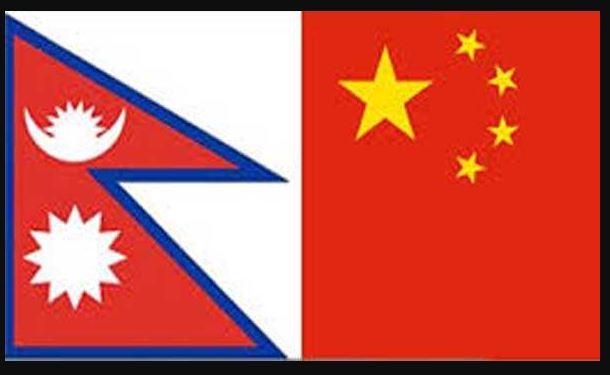 नेपाल और चीन का तिरंगा