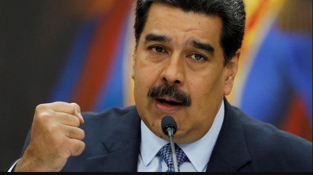 वेनेजुएला के राष्ट्रपति निकोलस मादुरो