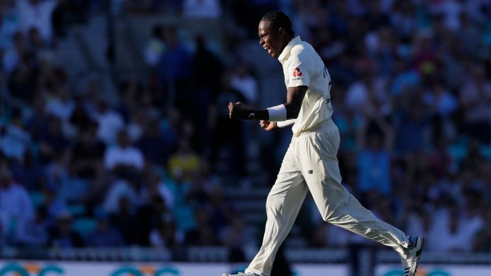 इंग्लैंड के तेज गेंदबाज जोफ्रा आर्चर