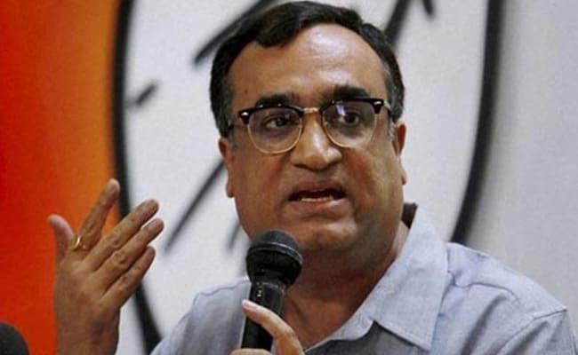 कांग्रेस प्रवक्ता अजय माकन
