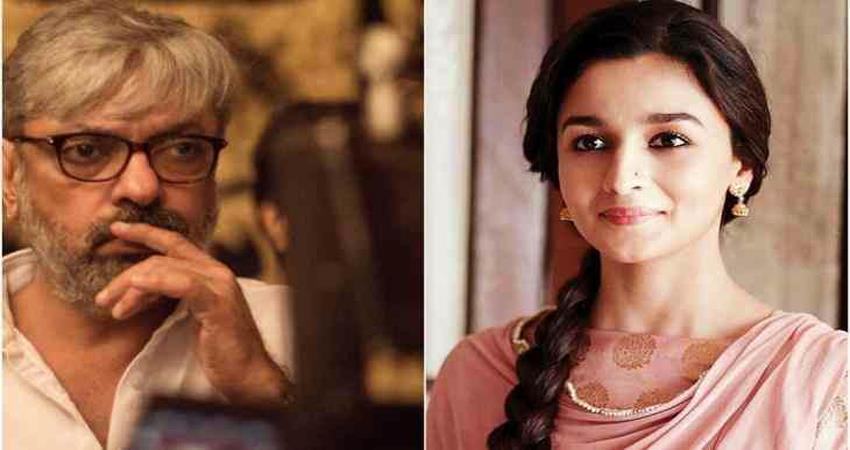 संजय लीला भंसाली  और आलिया भट्ट