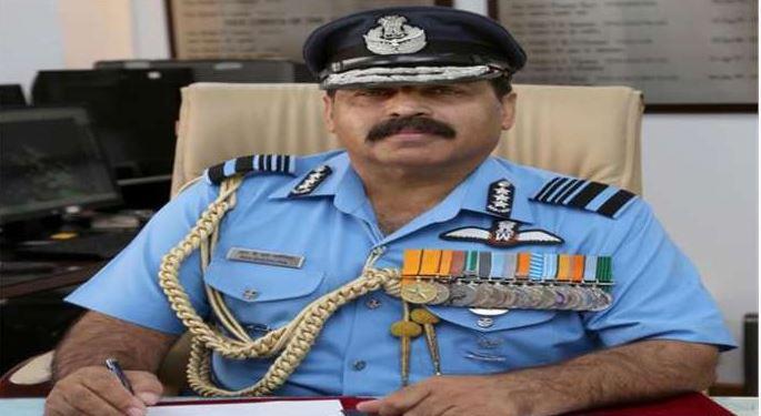 एयर चीफ मार्शल राकेश कुमार सिंह भदौरिया