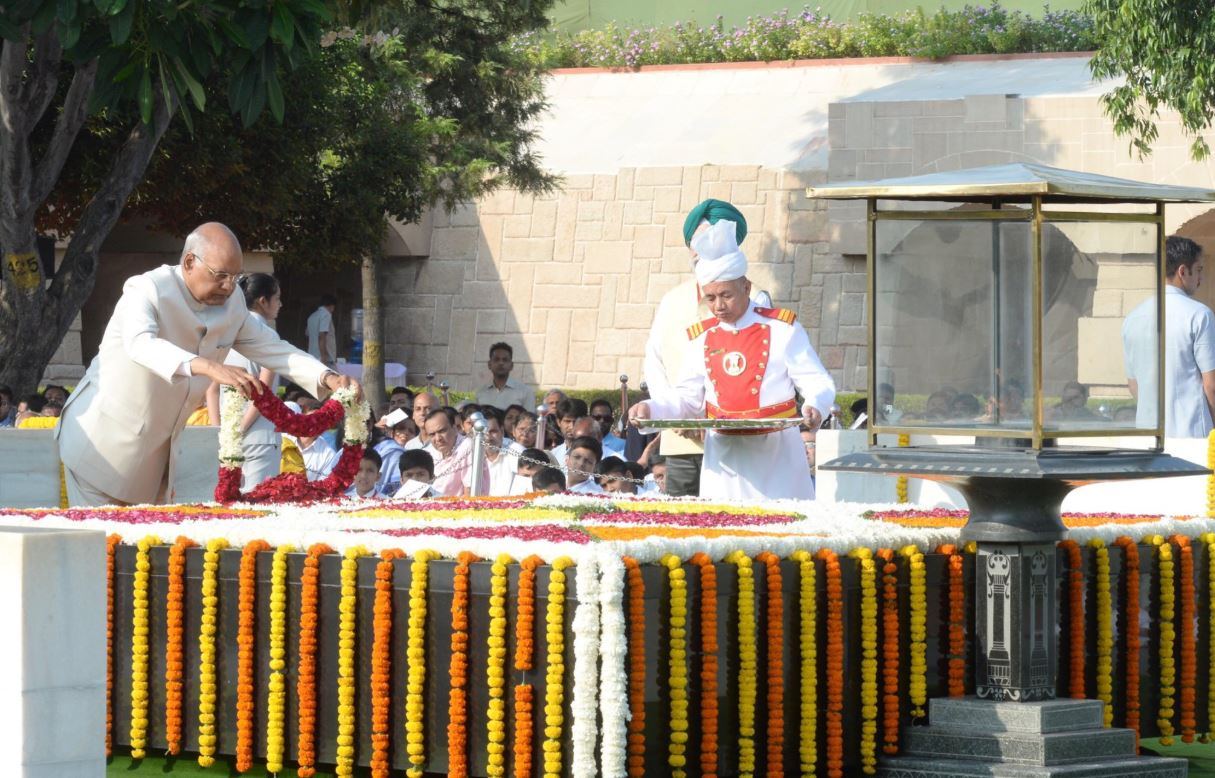 राष्ट्रपति राम नाथ कोविंद