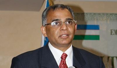 आईएफएस अनुमुला गितेश शर्मा